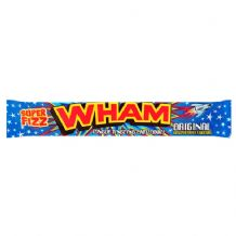 Wham Bar Original Raspberry Flavour (new larger size)